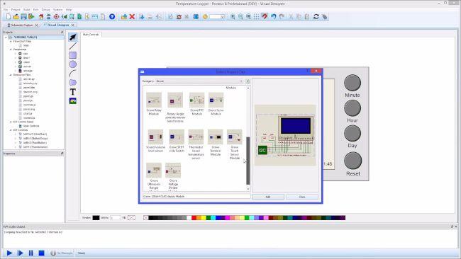 Pcb Design And Circuit Simulator Software Proteus