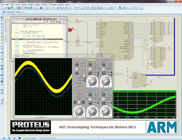 Buy PIC, ARM, AVR, 8051, MSP430 Microcontroller Simulators