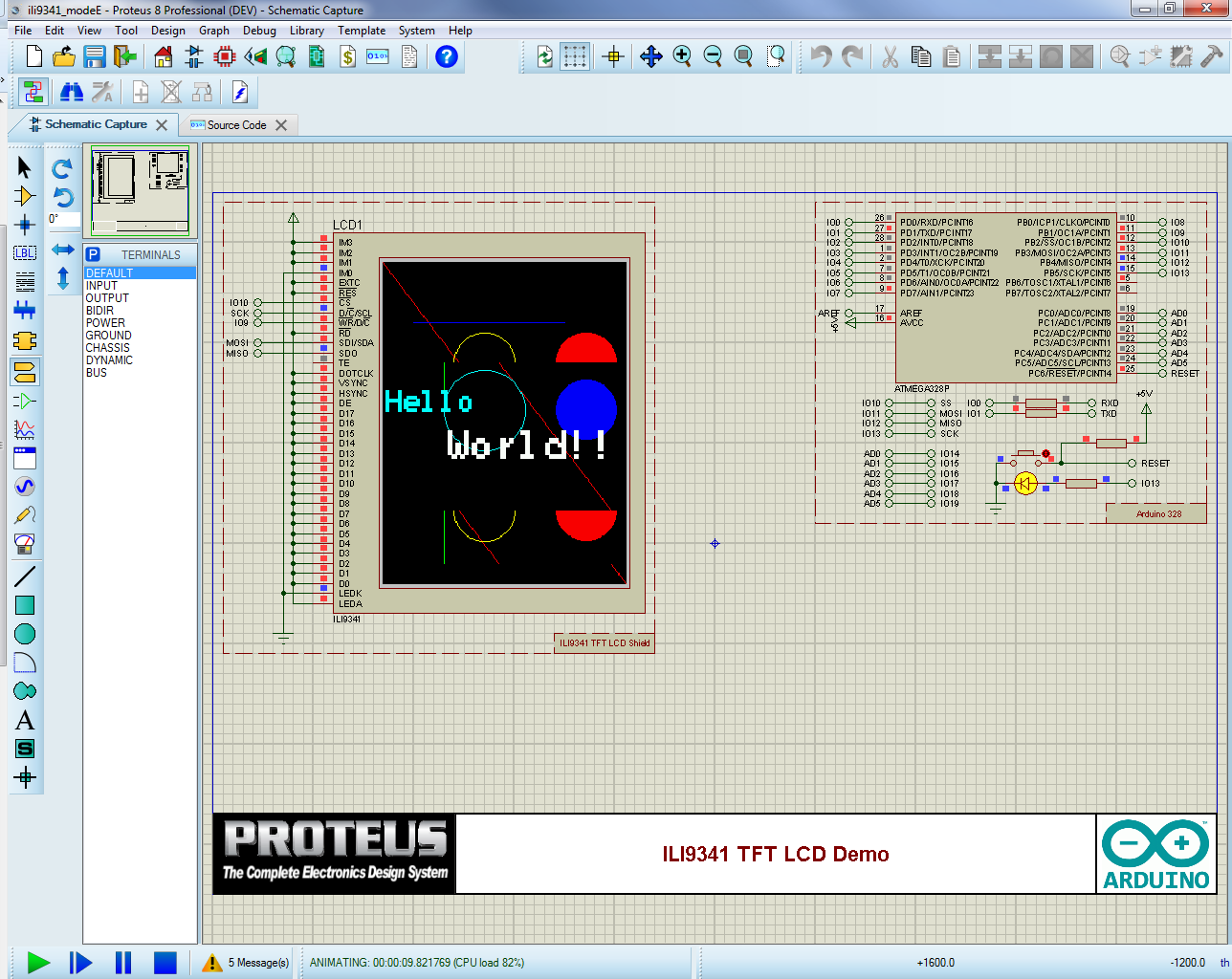 Buy Pic Arm Avr 8051 Msp430 Microcontroller Simulators Proteus Vsm Download Design Suite 8 Circuit Simulator Aee Online The Home Of Pdf Technical Sheet
