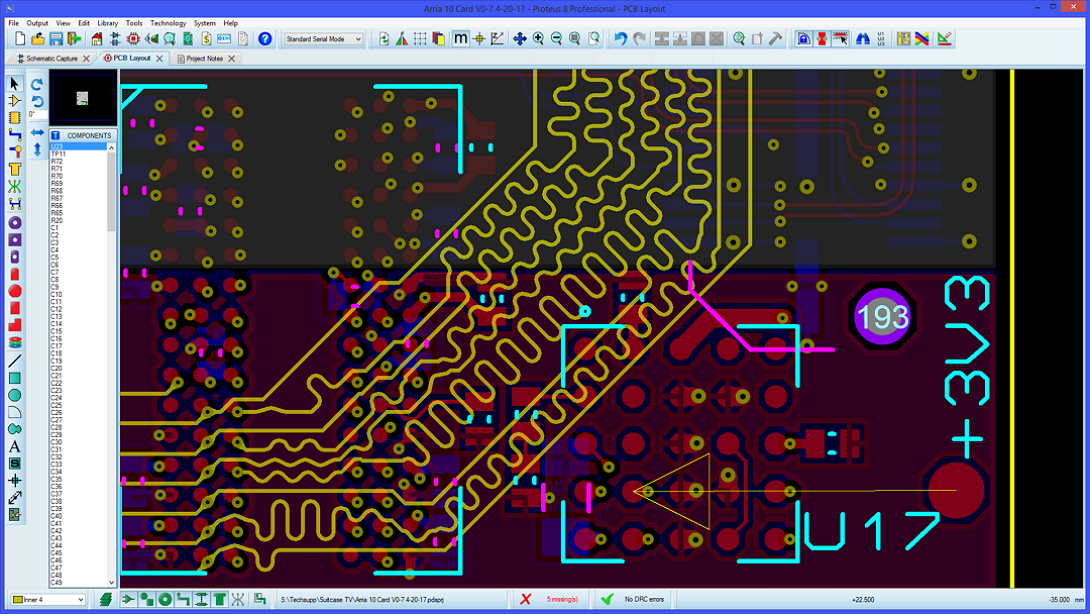 PCB Design with Proteus Design Suite - Labcenter Electronics