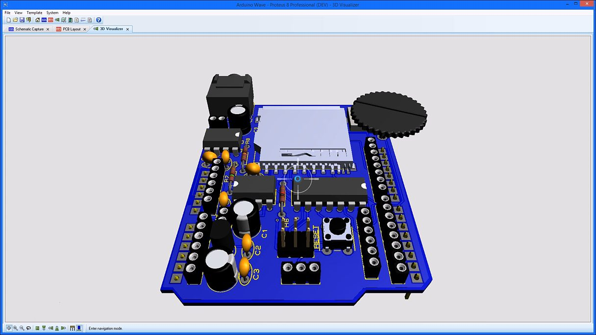 Proteus Tutorial Movies Watch Learn How To Use Eda Tools Electronic Circuit Design Using 3d Visualisation