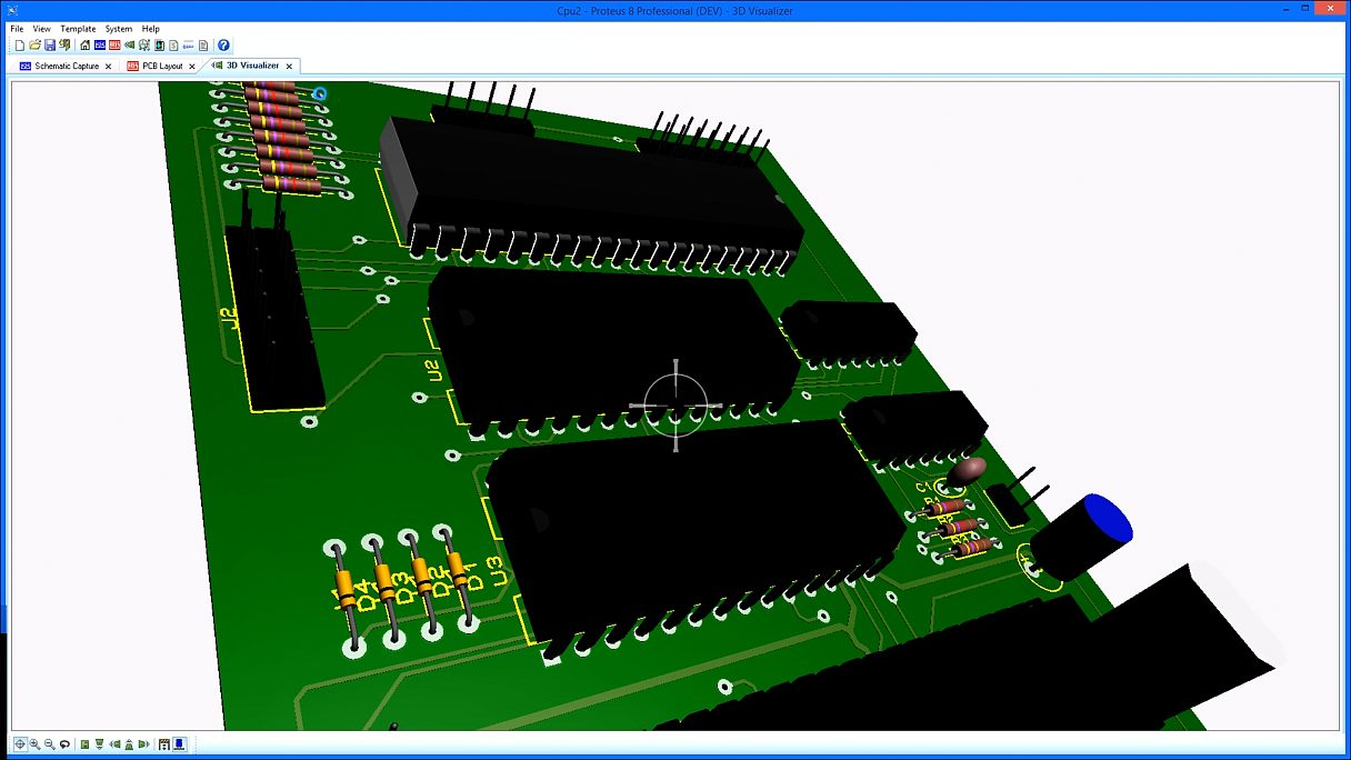 Electronic Circuit Design Video Tutorial Proteus Movies Watch Learn How To Use Eda Tools Step Iges File Format Support