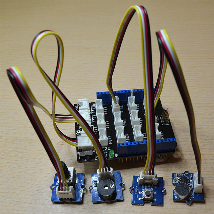 Arduino Simulation Software - Processor, Shields and Peripherals