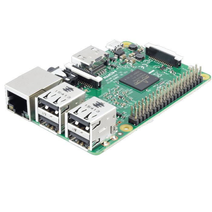Raspberry Pi - Simulation of complete Raspberry Pi systems
